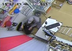Настройка камеры видеонаблюдения в магазине