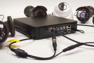 Камеры для уличного видеонаблюдения - комплект