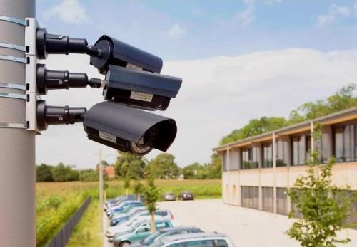 Система уличного видеонаблюдения
