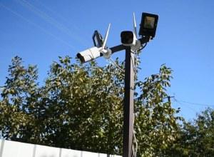 монтаж wi-fi камеры видеонаблюдения - фото 2