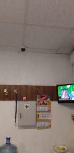 Монтаж системы видеонаблюдения в учебном учреждении - фото 4