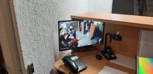 Монтаж системы видеонаблюдения в учебном учреждении - фото 5