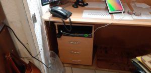 Монтаж системы видеонаблюдения в учебном учреждении - фото 6