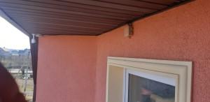 Монтаж системы видеонаблюдения на частном доме - фото 2