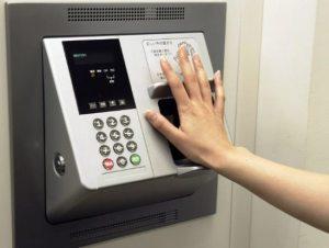система контроля доступа в действии