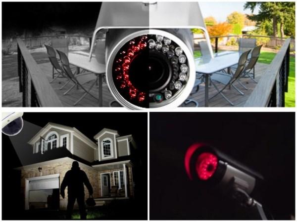 камера с ик-подсветкой