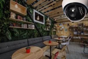 система видеонаблюдения в ресторане