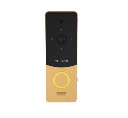 Вызывная панель Slinex ML-20HR черный + золото
