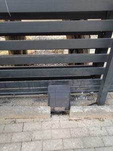 ворота с автоматикой