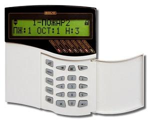 Пульт контроля управления С2000-М